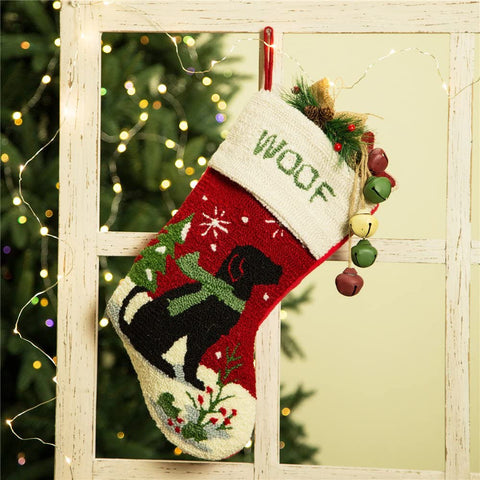Personalized Christmas Stocking For Dog