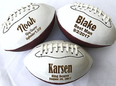 Personalized Football Sport Gift