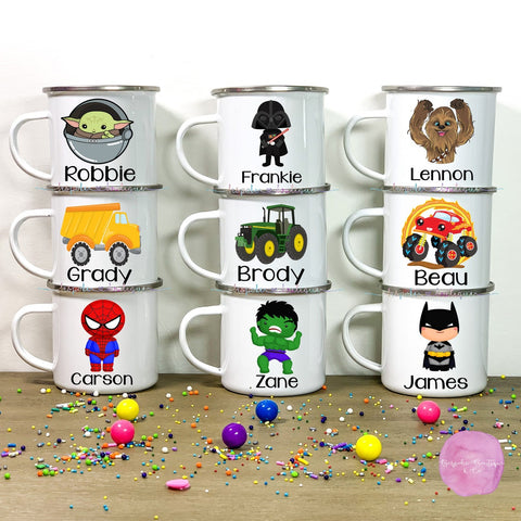 Personalized Mugs For Boys