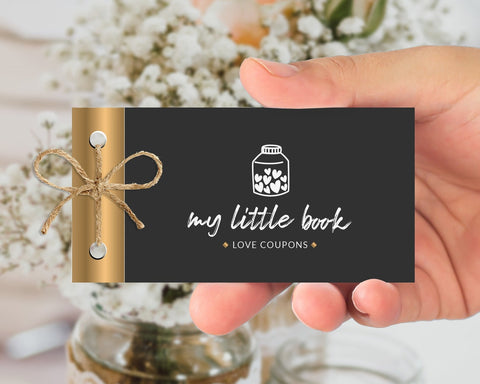 Personalized Love Coupon