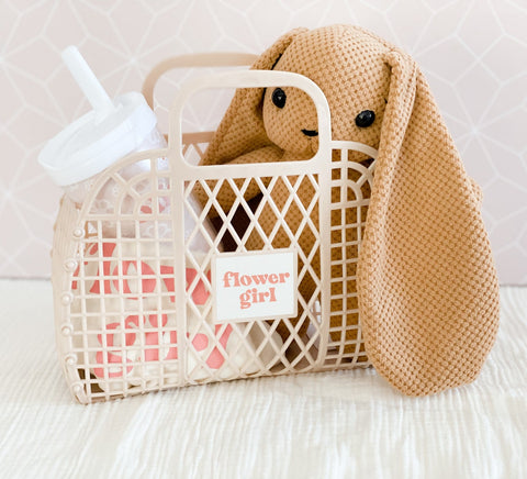 Personalized Jelly Bag