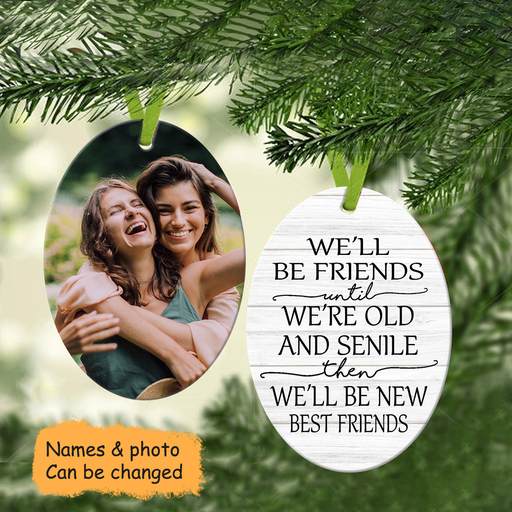 Personalized Christmas Ornaments For Friends
