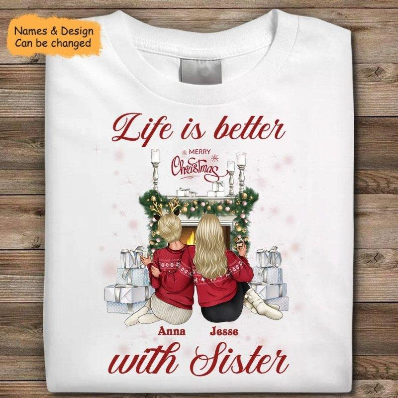 Personalized Christmas Shirts For Friends