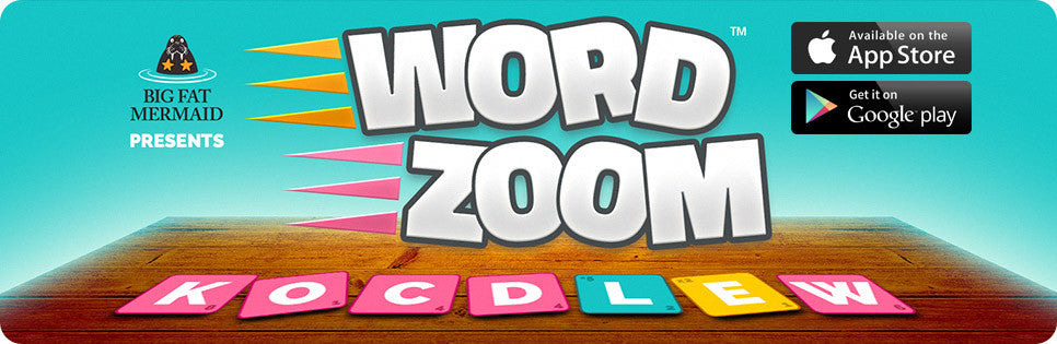 WordZoom! Now Available on Google Play