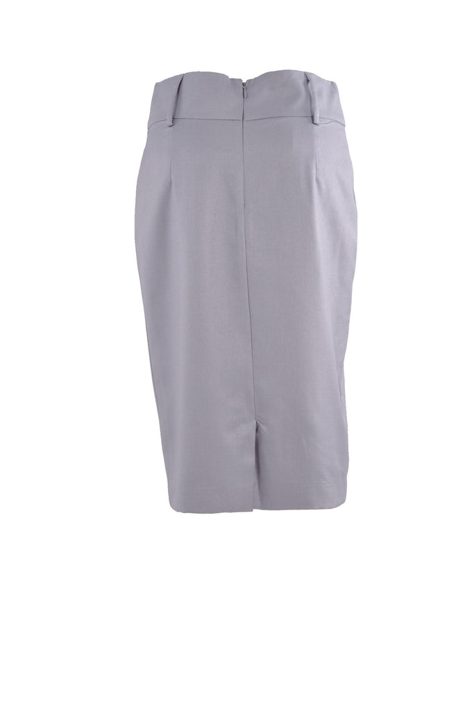 Row Buttons Gray Skirt # CA-0292
