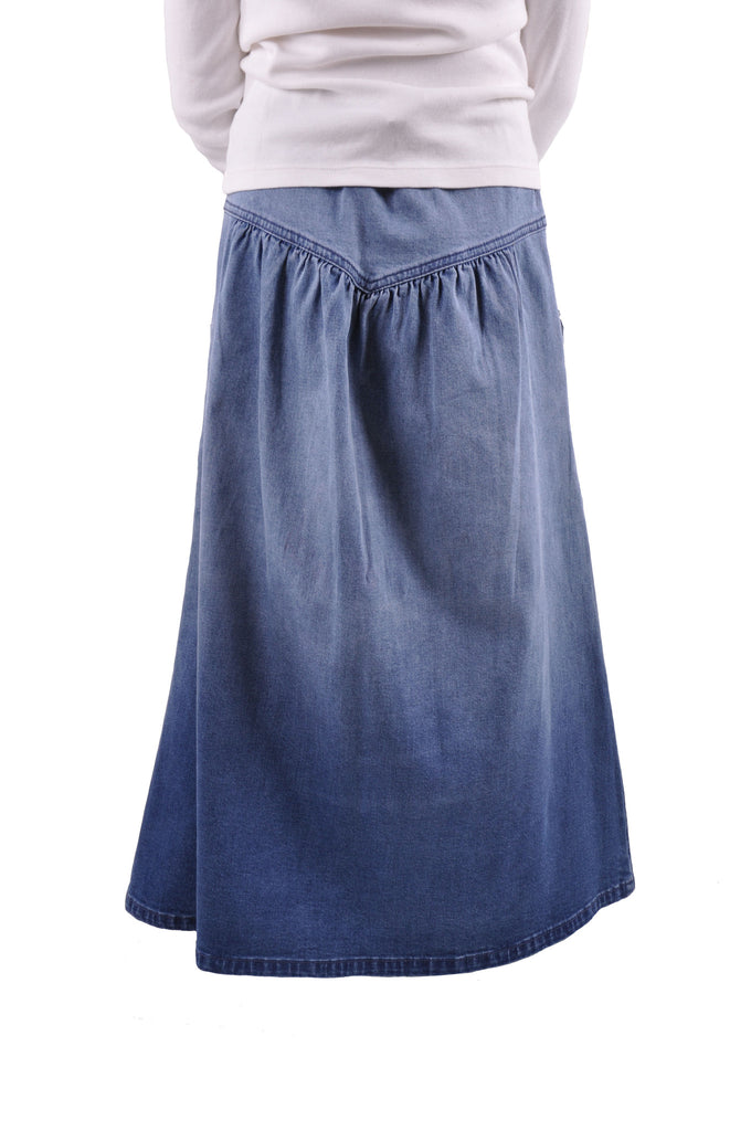 Puppy Love Girls Denim Skirt # GL-0481
