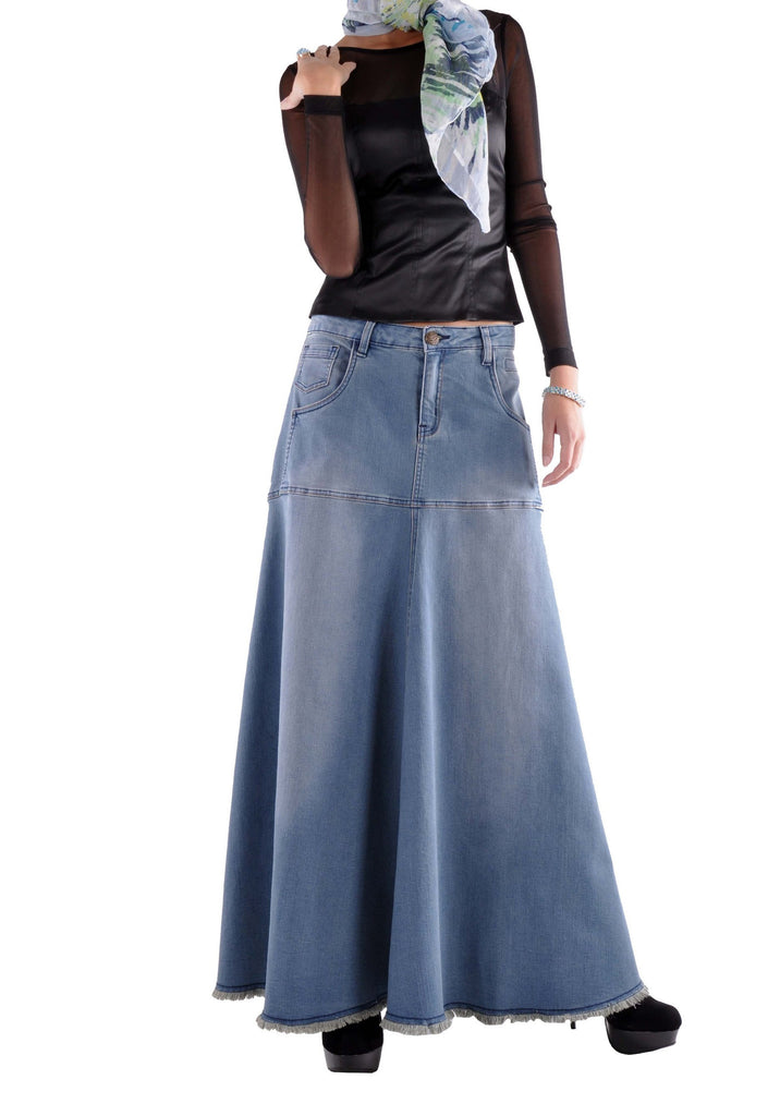 Regular Length Shop cute skirts for women in Style J. Find women's classic pencil skirts, A-line denim skirts, pleated denim skirts, gorgeous flared denim skirts and more Filter by Color.