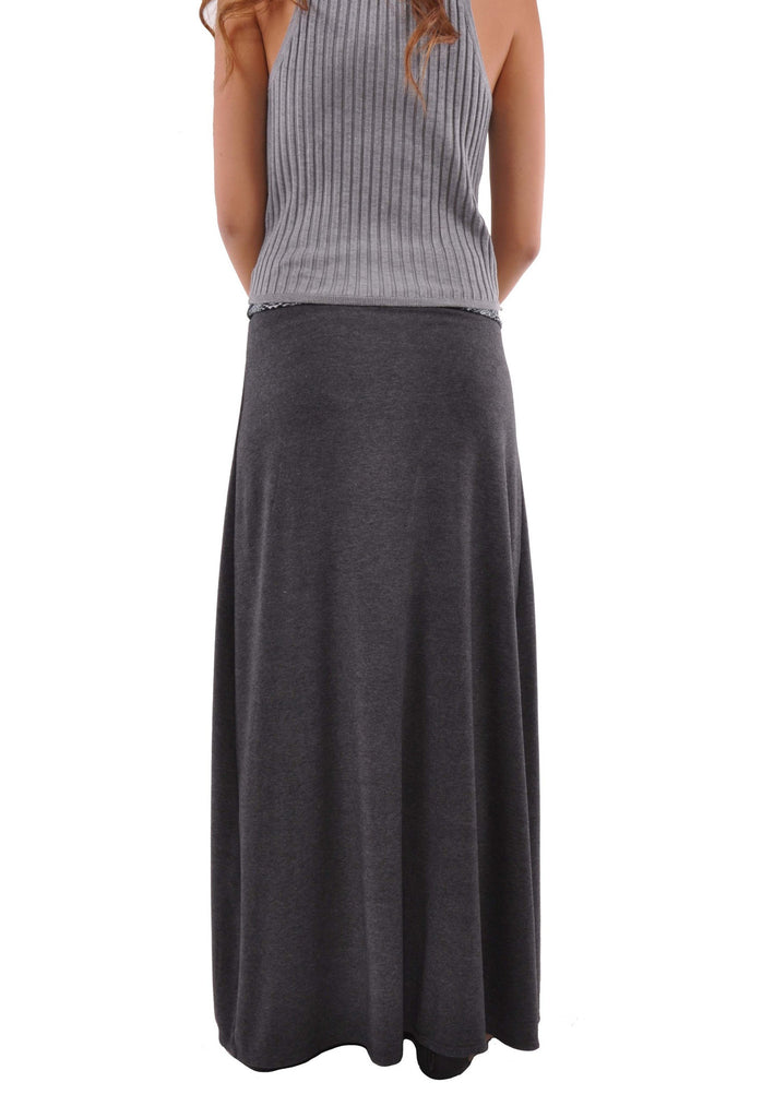 Comfy Chic Maxi Skirt # RE-0601