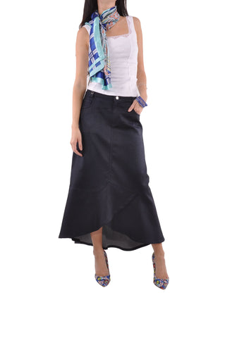 Sweet Grace Denim Skirt # RE-0617