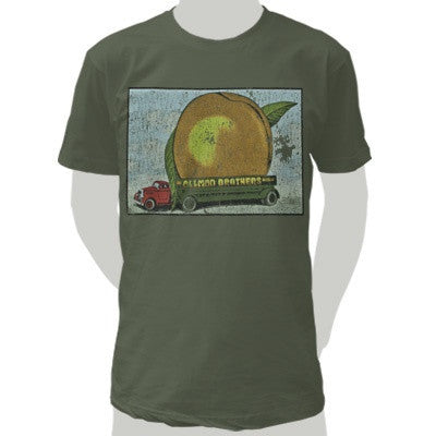 Allman Brothers Band Eat A Peach T-Shirt