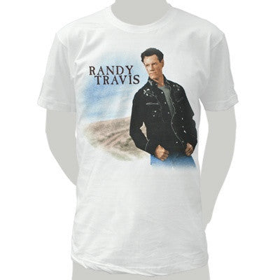 Randy Travis Around The Bend T-Shirt