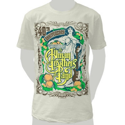 Allman Brothers Band Angel T-Shirt