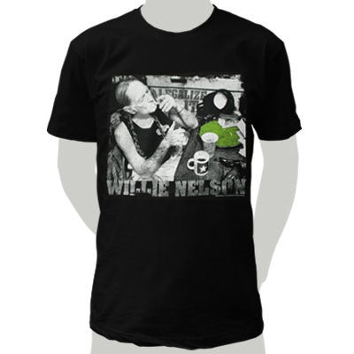 Willie Nelson Legalize It T-Shirt