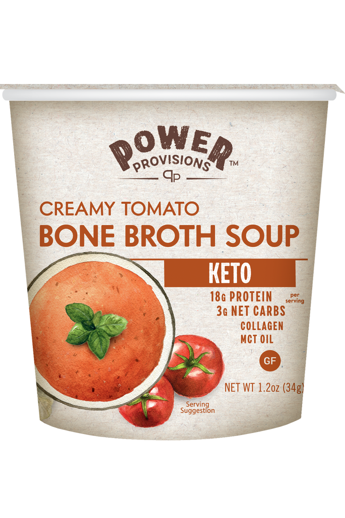 Keto Bone Broth Soup Sampler