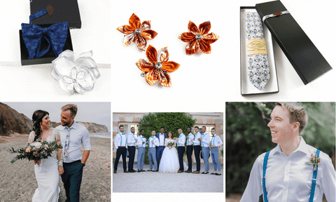 Coo-Mon brand will custom make your wedding accessories!