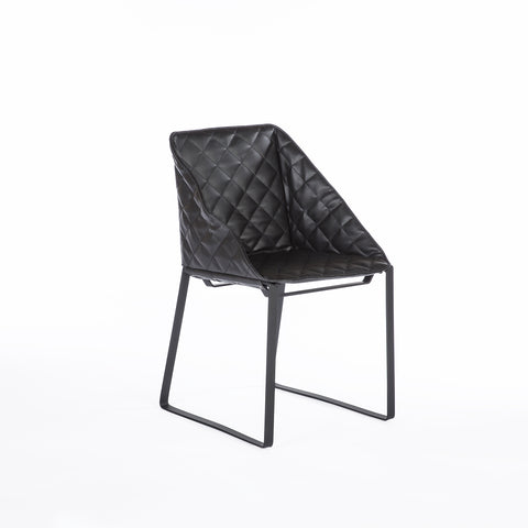 Bailey Dining Side Chair In Black