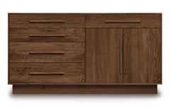 "Moduluxe 35"" High Dresser and Five-Drawer Case by Copeland"