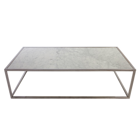 Eimhir Coffee Table In White