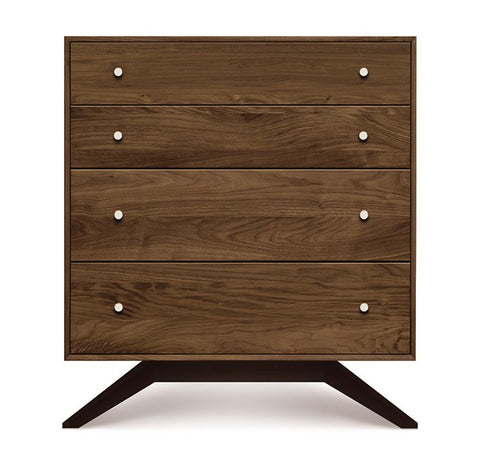 Astrid Four Drawer Dresser by Copeland - Mid Mod Finds
