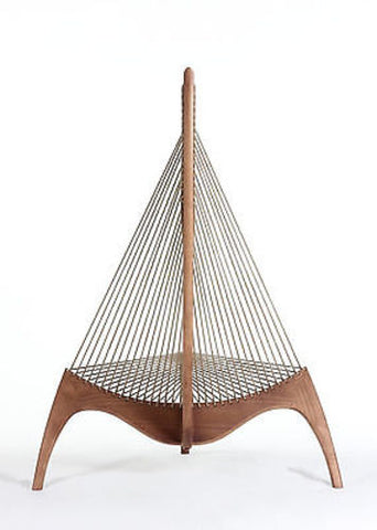 Arch Style Harp Chair