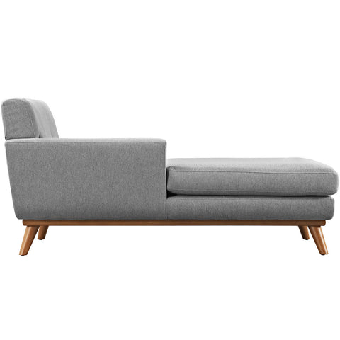 Engage Left-Arm Chaise in Expectation Gray