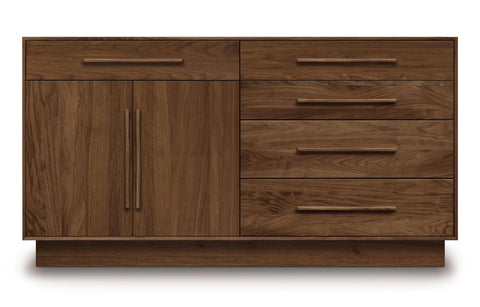 "Moduluxe 35"" High Dresser and Five-Drawer Case by Copeland - Mid Mod Finds"