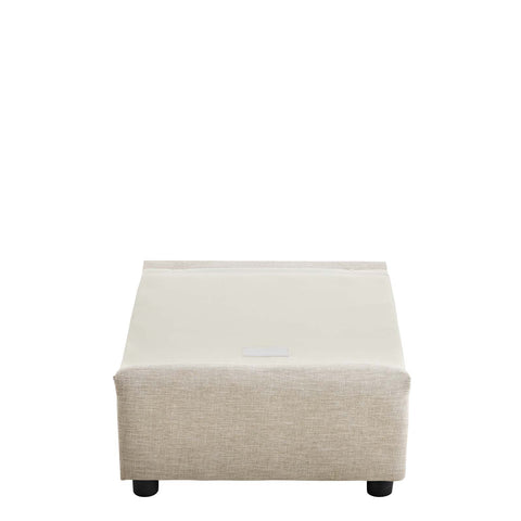 Activate Upholstered Fabric Armchair in Beige