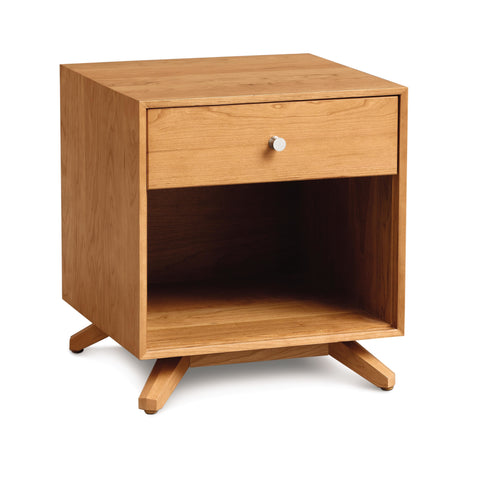 Astrid Nightstand by Copeland - Mid Mod Finds