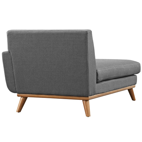 Engage Right-Arm Chaise in Gray
