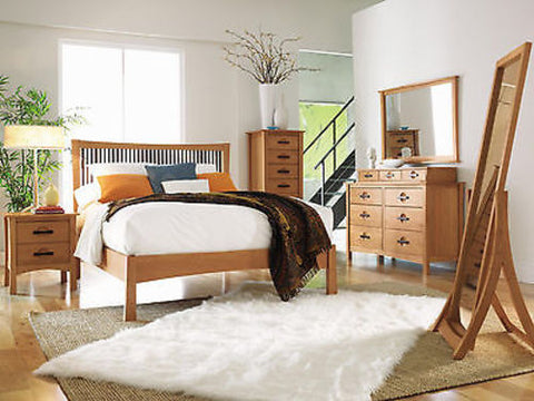 Berkeley Bed by Copeland - Mid Mod Finds