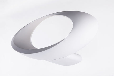 Cham Wall Sconce In White