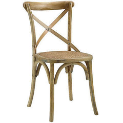 Gear Dining Side Chair in Natural