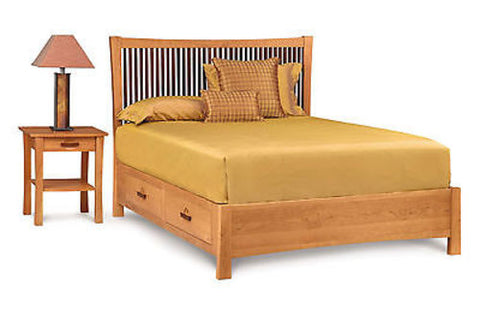 Berkeley Storage Bed by Copeland - Mid Mod Finds