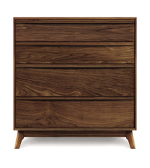 Catalina Four Drawer Dresser - Mid Mod Finds