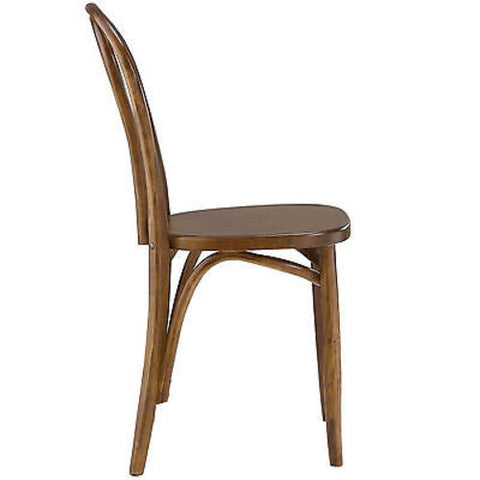Eon Dining Side Chair in Walnut