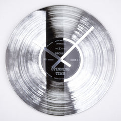 Mariah Platinum Record clock