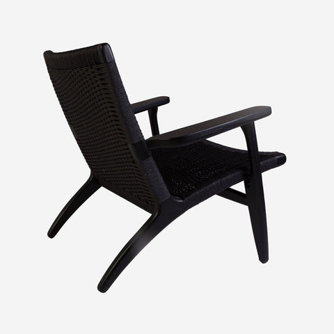MMF Sungar Armchair in Black