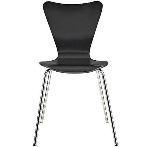 Jacobsen Style Series Seven Chair in Black