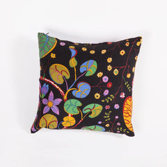 Abeline Linen Pillow In Multi Color - Mid Mod Finds