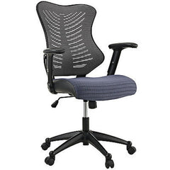 Clutch Office Chair in Gray