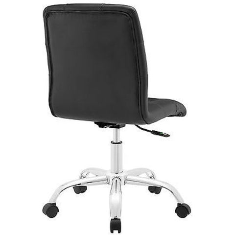 Prim Mid Back Office Chair in Black