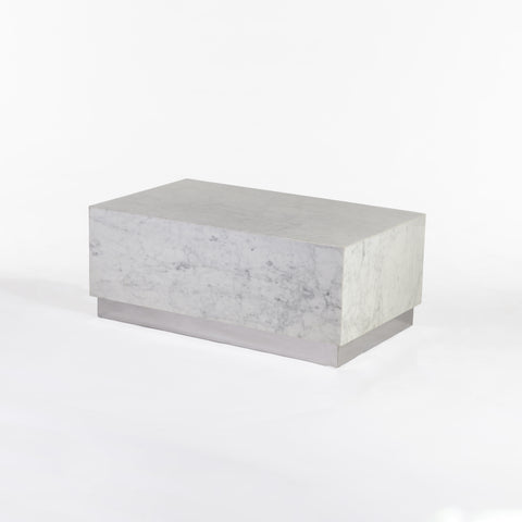 Eindride Coffee Table In White