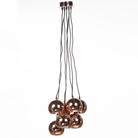 Almeirim Chandelier In Copper