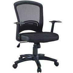 Pulse Mesh Office Chair with Height Adjustable Mesh Fabric Seat