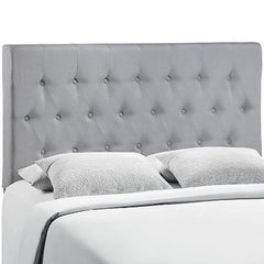Clique Queen Headboard in Gray