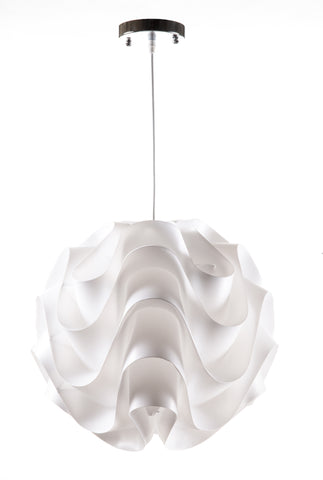 Wave pendant lamp Small
