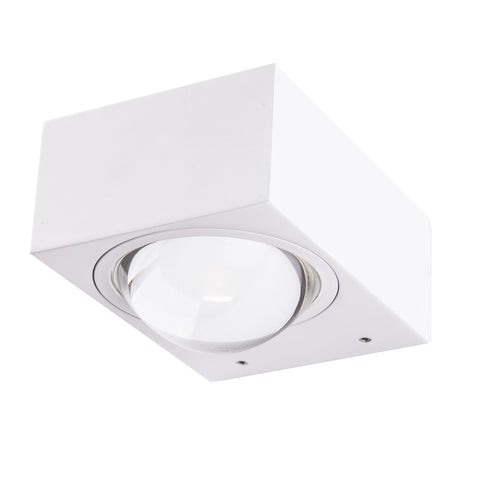 Viso Wall Sconce In Silver