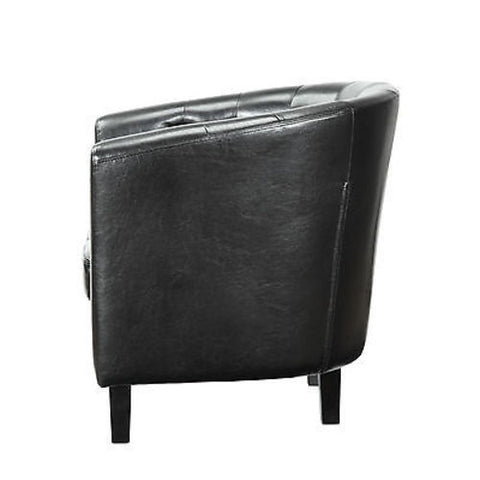 Cheer Armchair in Black