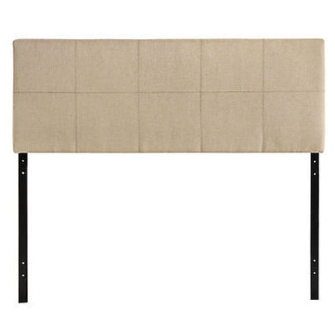 Oliver Queen Headboard in Beige