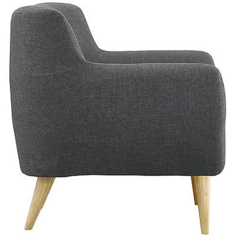 Remark Armchair in Gray